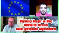 BERGER, DİNÇ VE YÖNETİMİNİ ANKARA'YA DAVET ETTİ