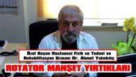 ROTATOR MANŞET YIRTIKLARI (OMUZDA KASLARIN YIRTIKLARI)