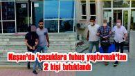 KEŞAN'DA 'ÇOCUKLARA FUHUŞ YAPTIRMAK'TAN 2 KİŞİ TUTUKLANDI