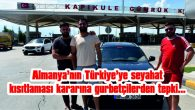 'AMAÇLARI, TÜRK TURİZMİNE DARBE VURMAK'