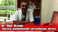 CORONA PANDEMİSİNDE NORMALLEŞME SÜRECİ