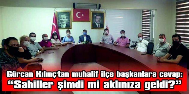 """""""BASIN AÇIKLAMALARI VE LAF ÜRETEREK GÜNLERİNİ GEÇİRİYORLAR"""""""