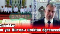 """MÜFTÜ YİĞİT: """"EĞİTİMLER DİYANET TV ÜZERİNDEN VERİLECEK"""""""