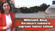 """""""BAYRAMA KADAR SU SORUNU ÇÖZÜLECEK"""""""