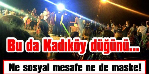 SOSYAL MESAFE VE MASKE HAK GETİRE!