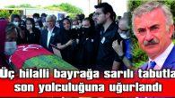 DR. GÜRSEL ŞİMŞEK TOPRAĞA VERİLDİ