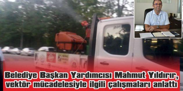 """""""SİNEĞE KARŞI EN BÜYÜK MÜCADELE LARVA MÜCADELESİDİR"""""""