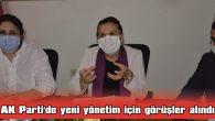 EDİRNE İL KOORDİNATÖRÜ TÜLAY KAYNARCA, KEŞAN'DA TOPLANTI YAPTI