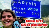 'KARADENİZ'İ GÖRECEĞİZ' DEYİP YOLA ÇIKTILAR