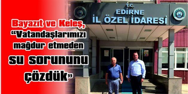 """""""OKULLAR AÇILANA KADAR ONARIMLARI BİTİRECEĞİZ"""""""