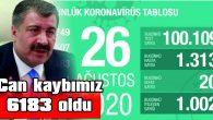 BUGÜN 100 BİNİN ÜZERİNDE TEST YAPILDI