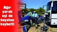 MALKARA'DAKİ KAZADA ÖLÜ SAYISI 2'YE YÜKSELDİ