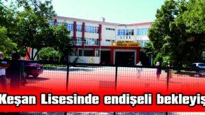BİR ÖĞRETMENDE COVİD-19 BELİRTİLERİNE RASTLANDI