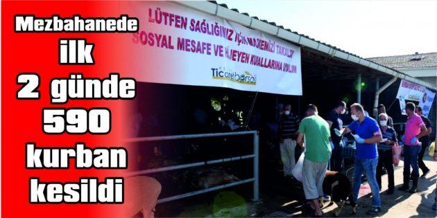 COVİD-19 ÖNLEMLERİ ALINDI, VATANDAŞLAR SIK SIK UYARILDI