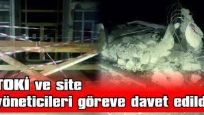 KAPISI KAPATILAN BİNA, KADERİNE TERK EDİLDİ