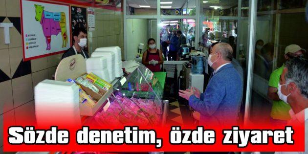 'KAYMAKAM DENETİME GELİYOR!'