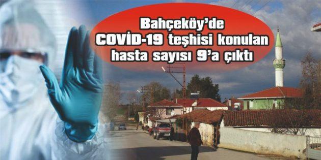 BAHÇEKÖY'DE CAMİ, KAHVEHANE VE MEYHANELER KAPATILIYOR