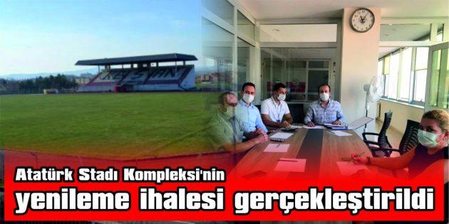 """""""STADYUM DAHA KULLANIŞLI VE DAHA MODERN HALE GELECEK"""""""