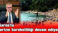 """HELVACIOĞLU: """"SAHİLLERİMİZ PANDEMİYLE MÜCADELE KAMPI OLDU"""""""
