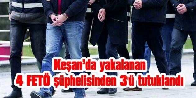 1'İ ADLİ KONTROL ŞARTIYLA SERBEST KALDI