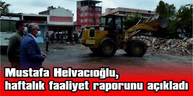 """HELVACIOĞLU: """"KEŞAN, BAŞARISIYLA ÖNCE TRAKYA'DA ARDINDAN TÜRKİYE'DE PARMAKLA GÖSTERİLECEK"""""""