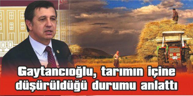 """""""ÇİFTÇİ; MUTSUZ, UMUTSUZ"""""""