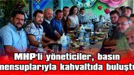 """BAŞKAN İNAN: """"HEP BİRLİKTE PARTİMİZE DEĞER KAZANDIRACAĞIZ"""""""