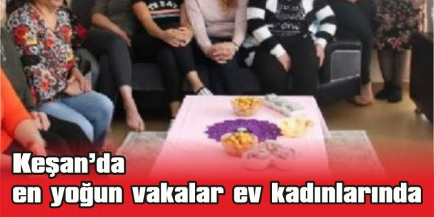 KADINLAR, EV GEZMELERİNİ KESİN!