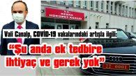 """CANALP: """"EDİRNE'DEKİ FİLYASYON MODELİ TÜM TÜRKİYE'YE ÖRNEK OLDU"""""""