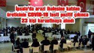 ARALARINDA İPSALA BELEDİYE BAŞKANI VE 4 MECLİS ÜYESİ DE BULUNUYOR