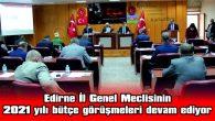 EDİRNE'DEKİ PROJEYE SPOR TOTO'DAN 1 MİLYON TL ÖDENEK GELDİ
