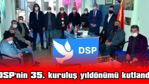 """""""NE MUTLU TÜRKÜM DİYENE, NE MUTLU DEMOKRATİK SOL PARTİ'LİYİM DİYENE!"""""""