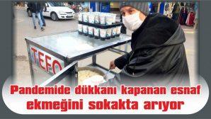 İŞYERİ 8 AYDIR KAPALI