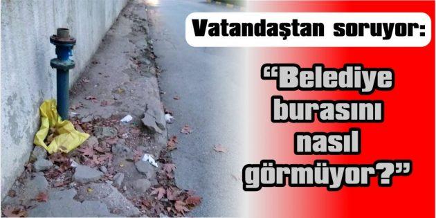 """""""YÜRÜMEKTE ZORLANIYORUZ"""""""