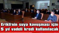 BELEDİYE MECLİSİ KASIM AYI TOPLANTISI 1. OTURUMU GERÇEKLEŞTİRİLDİ