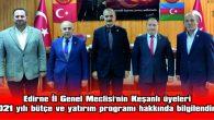 """""""İLİMİZ VE KEŞAN'IMIZA HAYIRLI OLMASINI DİLERİZ"""""""