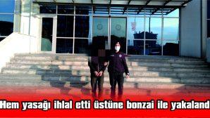 POLİSİN 'DUR!' İHTARINA DA UYMADI