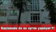 APARTMANDA COVİD-19 HASTASI OLDUĞU HALDE İLAÇLANMADI