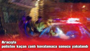 ARAÇTA VE YOL GÜZERGAHINDA 2 TABANCA ELE GEÇİRİLDİ