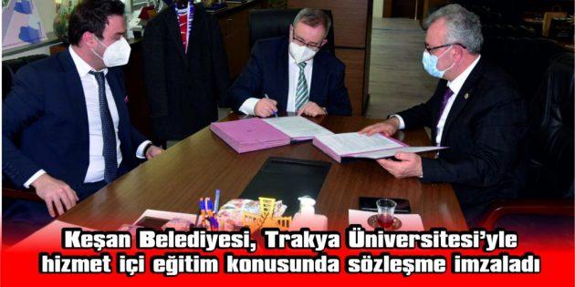 ERHAN TABAKOĞLU'DAN MUSTAFA HELVACIOĞLU'NA ZİYARET