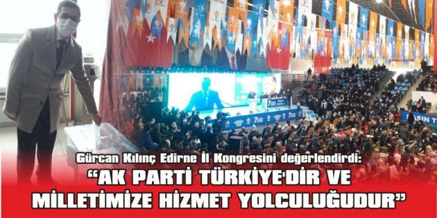 """""""KONGREDE, MASKE VE SOSYAL MESAFE KURALLARINA ÖZEN GÖSTERİLDİ"""""""