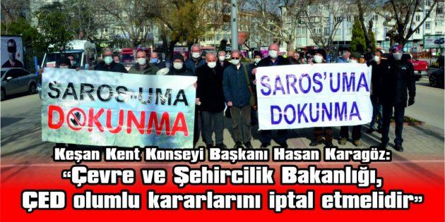"""""""TÜM ARAZİ SAHİPLERİNİN ZARARLARINI DERHAL GİDERMELİDİR"""""""
