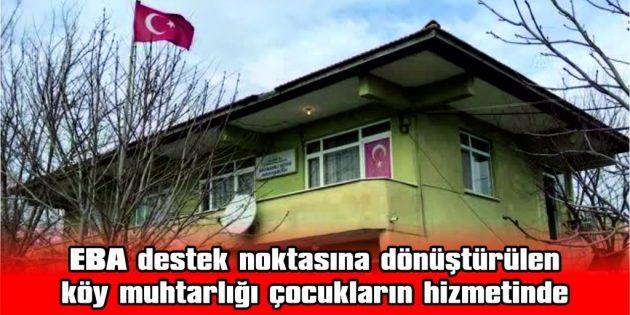 """MUHTAR KIRCI: """"ÖĞRENCİLER DERSLERİNİ AKSATMIYOR"""""""