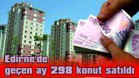 TÜRKİYE GENELİNDE OCAK AYINDA 70 BİN 587 KONUT SATILDI