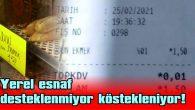 BAKALDA 2 TL'YE SATILAN EKMEK, ZİNCİR MARKETTE 1,5 TL