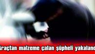 MALZEMELER SAHİBİNE TESLİM EDİLDİ