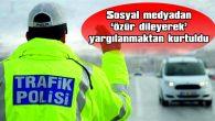 """""""KENDİMİ ESEFLE KINAYARAK ÖZÜR DİLİYORUM"""""""