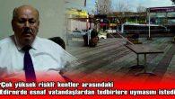 """KEMAL CİNGÖZ: """"EĞER KURALLARA UYULURSA HEM ESNAFIMIZ HEM DE VATANDAŞLARIMIZ DAHA MÜREFFEH BİR HAYAT SÜRECEKLERDİR"""""""