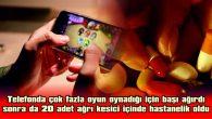 ANNESİ TARAFINDAN HASTANEYE KALDIRILDI