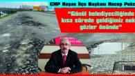 """""""YAPTIKLARI YOLLAR VE KALDIRIMLAR GİBİ 30 GÜNDE BOZULACAKSA EĞER…"""""""